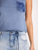Calça Jeans Girlfriend Barra Dobrada