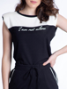 BLUSA MUSCLE TEE I'M NOT ALONE